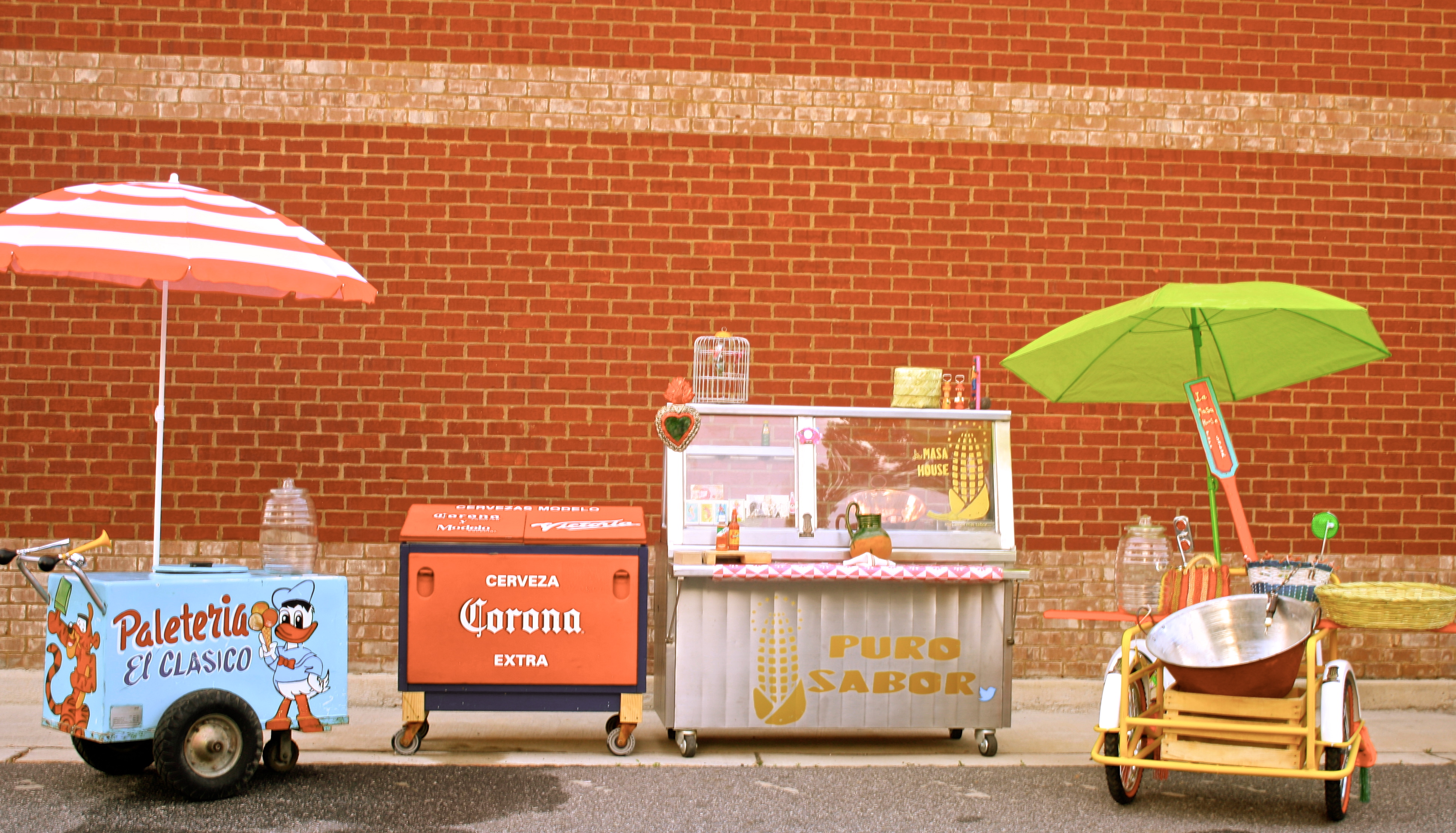 La Masa House Say Hola To Food Carts Wedding Planner